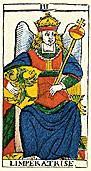 III LIMPERATRISE • Pierre Madenié, Dijon 1709
