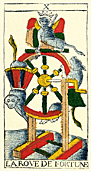 X LA ROVE DE FORTVNE • Pierre Madenié, Dijon 1709