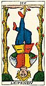XII LE PENDV • Pierre Madenié, Dijon 1709
